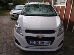 Knysna Quality Cars Chevy Spark Pronto