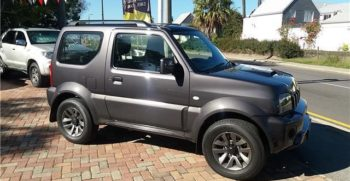 Suzuki Jimny Buy preowned cars Knysna Quality Cars