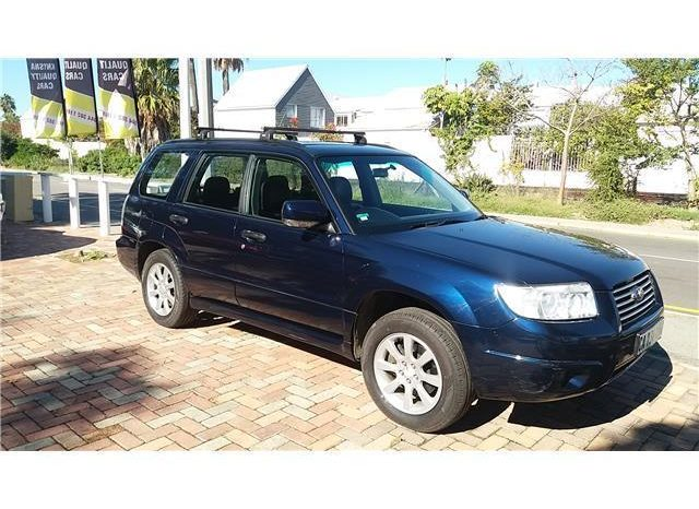 Subaru Forester Buy preowned cars Knysna Quality Cars