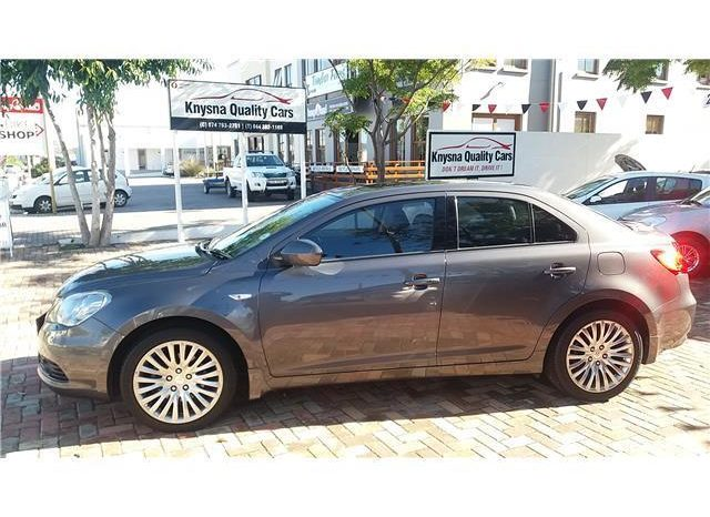 Suzuki Kizashi Buy preowned cars Knysna Quality Cars