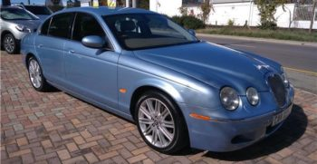 Knysna Quality Cars Jaguar S-Type