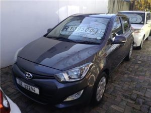 Hyundai Fluid - Knysna Qualoiy Cars