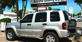 Jeep Cherokee Knysna Quality Cars
