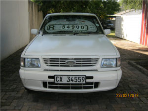 Ford Courier Knysna Quality Cars