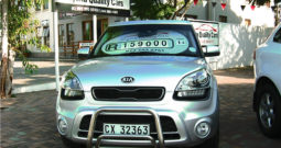 Kia Soul 2.0 A/T 6 speed